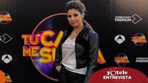 Cristina Ramos, concursante de la octava edición de 'Tu cara me suena'.