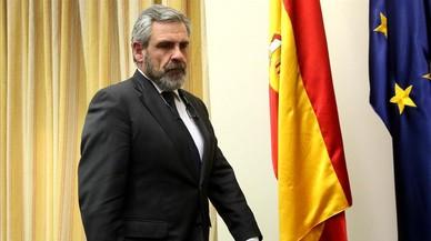 De Alfonso planta al Parlament y evita explicar las presuntas irregularidades en Antifrau