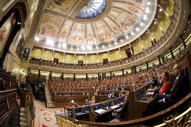 Debate de totalidad de los presupuestos en el Congreso