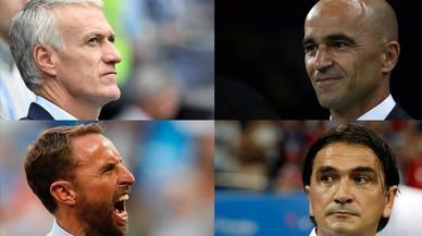 Los cuatro 'misters' que han sorprendido al planeta en el Mundial 2018
