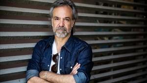 El director argentino Pablo Giorgelli, este miércoles en el CCCB.