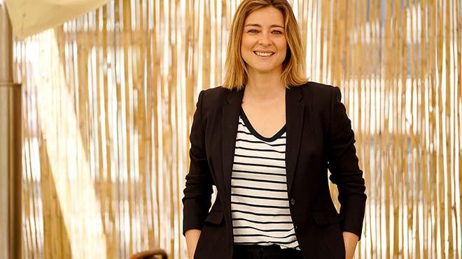 Sandra Barneda: «Si vas a l'Empordà, te n'enamores segur»