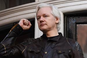 El fundador de Wikileaks, Julian Assange, en una foto de archivo