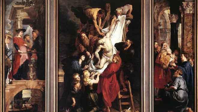 Facebook censura otra obra de Rubens