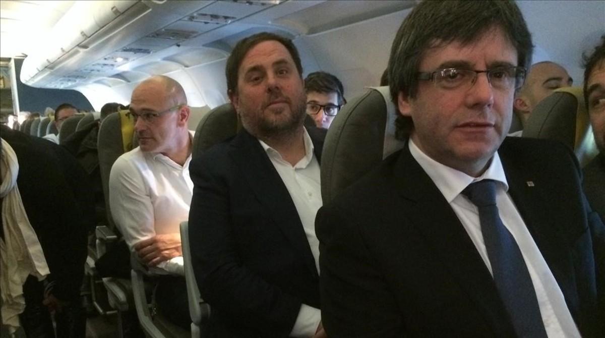 Junqueras és el candidat més ben valorat però Puigdemont, el preferit per a president