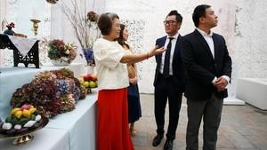 Barcelona conquista el turista coreà