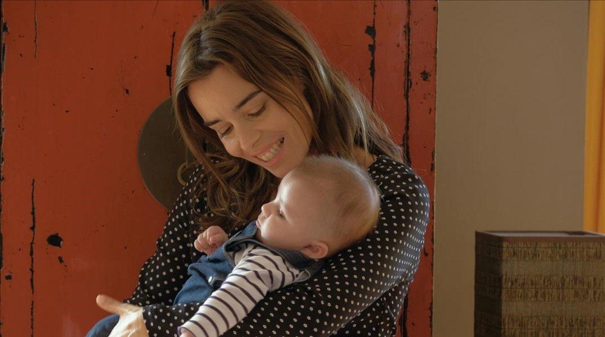 Fotograma de la película francesa 'En buenas manos', recién estrenada en cines