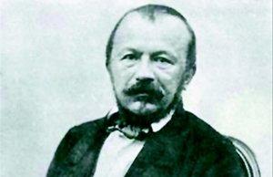 El escritor francés Gérard de Nerval.