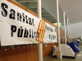 Interminable lista de espera en el Hospital Taulí de Sabadell