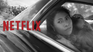 Imagen del trailer de ROMA, la películade Alfonso Cuarón producida por Netflix.