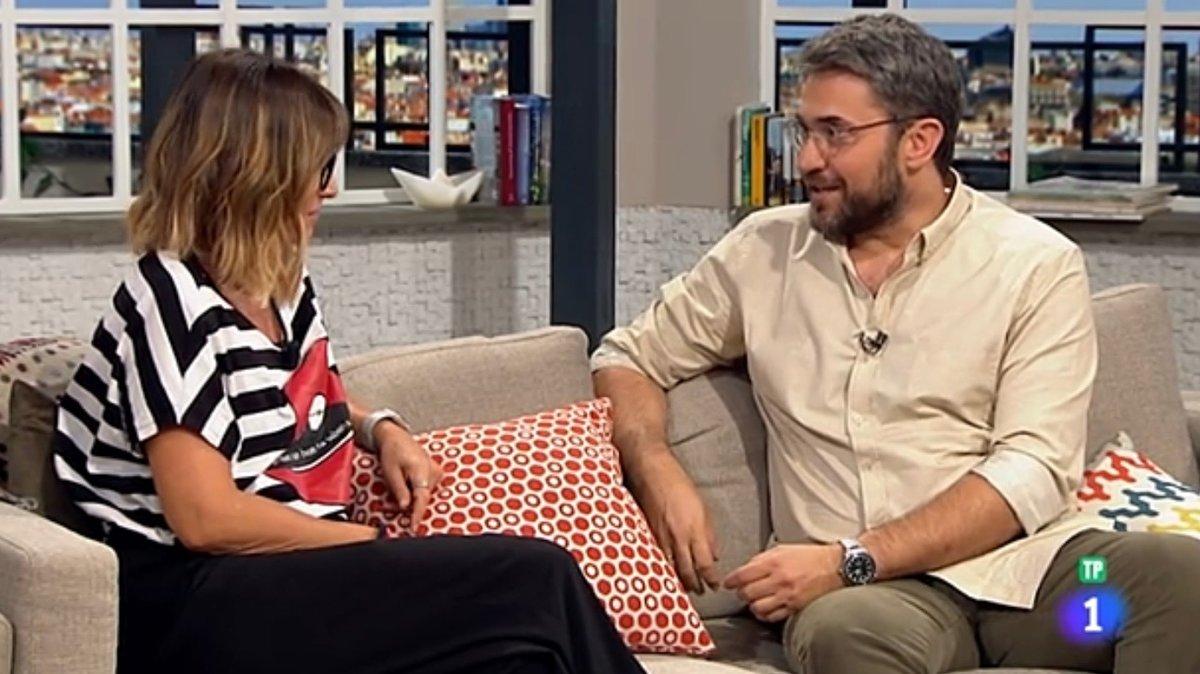 """Máximo Huerta recuerda su etapa en el 'OT' más breve: """"Vasile estaba enfadado con toda España"""""""