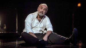 Francesc Orella en Lúltim acte, en el Goya hasta el 24 de marzo.