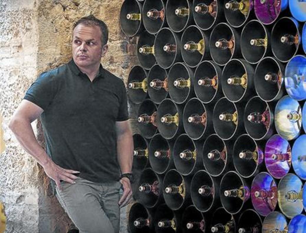 Jordi Vilà, en Alkimia, que abrirá en junio en la antigua fábrica Moritz.