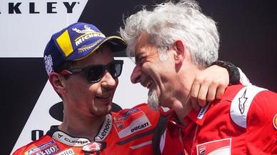 """Lorenzo: """"Cerrar bocas está bien, pero dejaré Ducati. Es una cuestión de honor"""""""