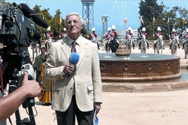 José Luis Barcelona, en una foto del 2009.