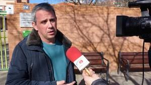 Juan Carlos Bondia, portavoz adjunto de Sí Se Puede (GSSP)