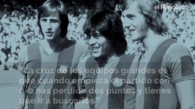 Johan Cruyff Las 14 Frases Del 14