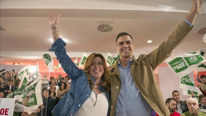 Los barones del PSOE presionan para relevar a Sánchez con urgencia