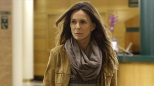 La actriz Lydia Bosch, una de las protagonistas de la nueva serie de Tele 5 'La verdad'.
