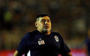 Diego Armando Maradona.