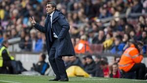 "Valverde: ""Tenim un entorn depressiu"""