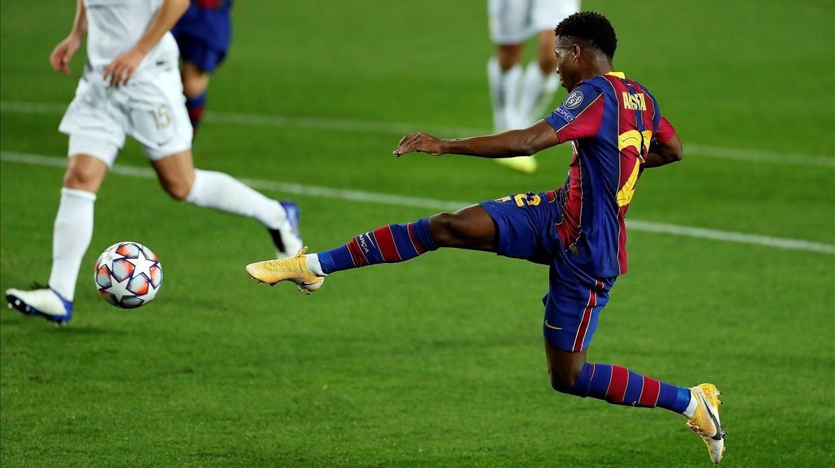 Les claus tàctiques del Barça-Madrid: La sorprenent punteria d'Ansu Fati