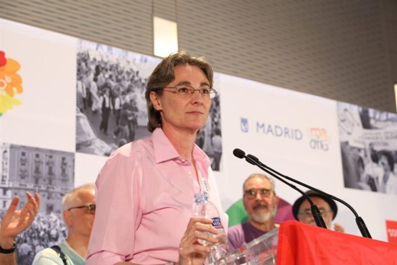 La delegada de Equidad, Derechos Sociales y Empleo del Ayuntamiento de Madrid Marta Higueras.