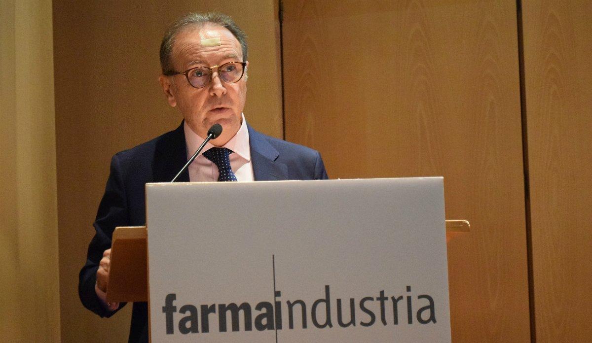 Martín Sellés, presidente de Farmaindustria.