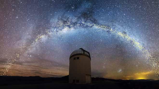 Nuevo mapa tridimensional de la vía Láctea en el que se sitúan con precisión más de 2.400 cefeidas.