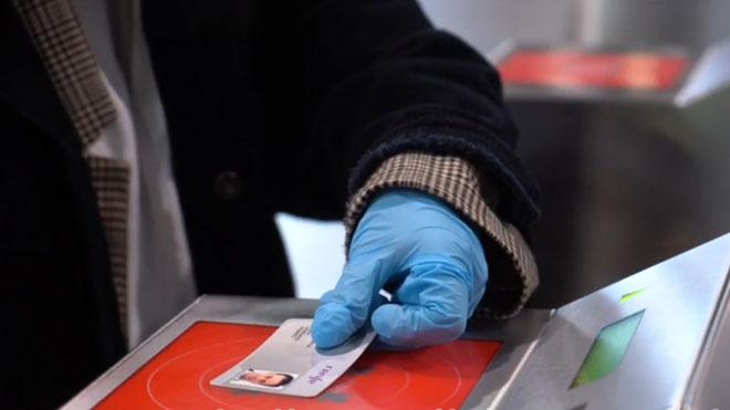 Nuevo sistema de pago con tarjeta en Cercanías de Renfe.