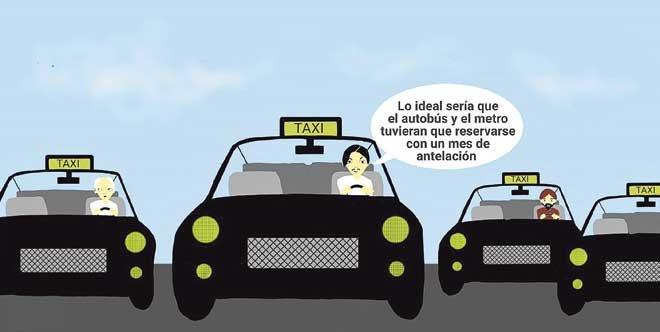 El humor gráfico de Juan Carlos Ortega del 22 de Enero del 2019