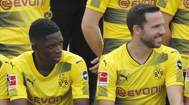 Dembélé se amotina y el Dortmund da portazo al Barça