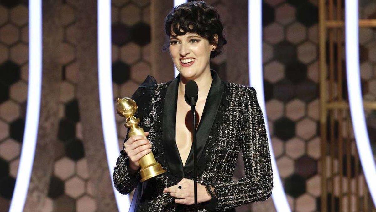 Estos han sido los ganadores de los Globos de Oro en el apartado de televisión