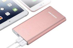 Soluciones para no quedarte sin energía: las mejores baterías portátiles