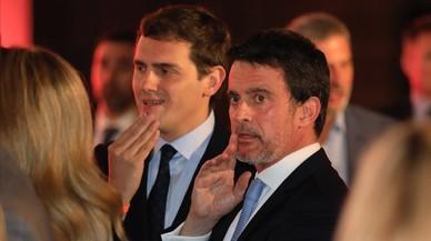 La bronca de Manuel Valls a la burguesía catalana