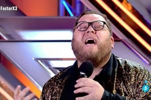 Ramil, del fallido 'OT 2011', reaparece en 'Factor X' y consigue el sí de Risto sin escucharle