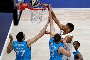 El Madrid arriba a semifinals fent una repassada a l'Estudiantes