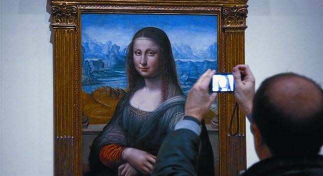 La Gioconda del Prado.