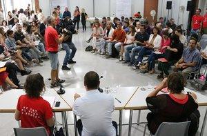 Cinquanta alcaldes es reuneixen a Terrassa per fer un front comú davant de les reclamacions d'Endesa