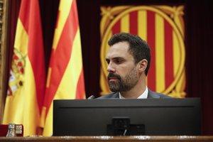 El Parlament estudiarà enviar Sánchez a la fiscalia després de no comparèixer en la comissió del 155