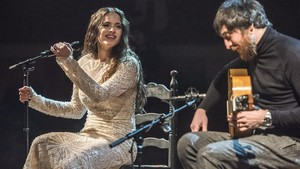 Rosalía y Raül Fernández, Refree, en el Palau de la Música