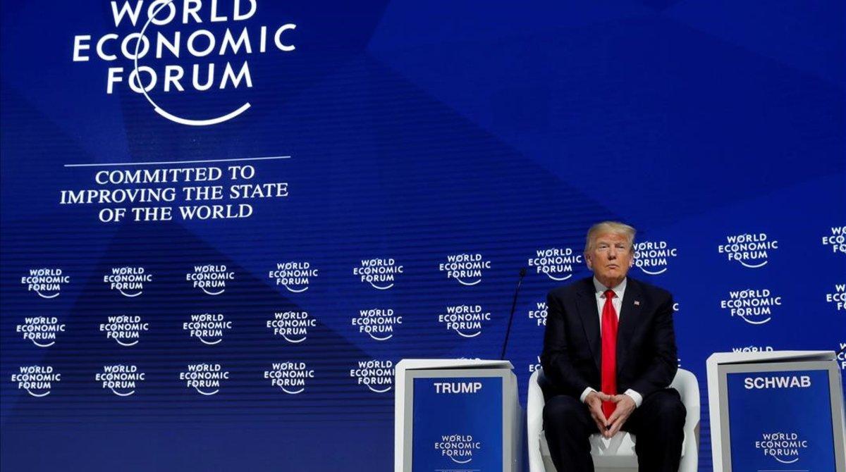 Millora amb riscos de l'economia mundial