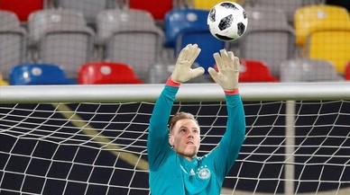 Los porteros se indignan con el balón del Mundial de Rusia