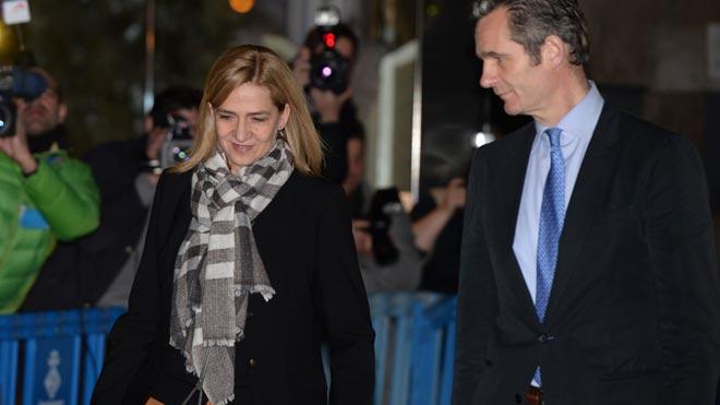 Rumores de divorcio entre la infanta Cristina e Iñaki Urdangarín.