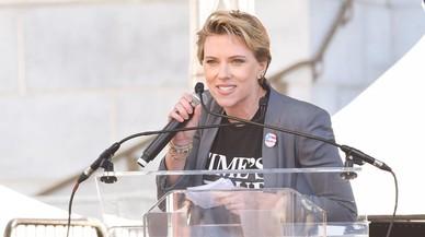 """Scarlett Johansson critica la """"hipocresía"""" de James Franco"""