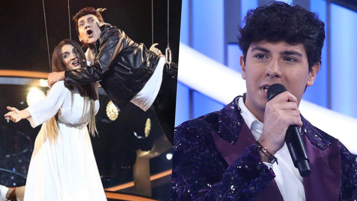 Silvia Abril y José Corbacho en 'Tu cara me suena: Concierto de año nuevo' y Alfred García.