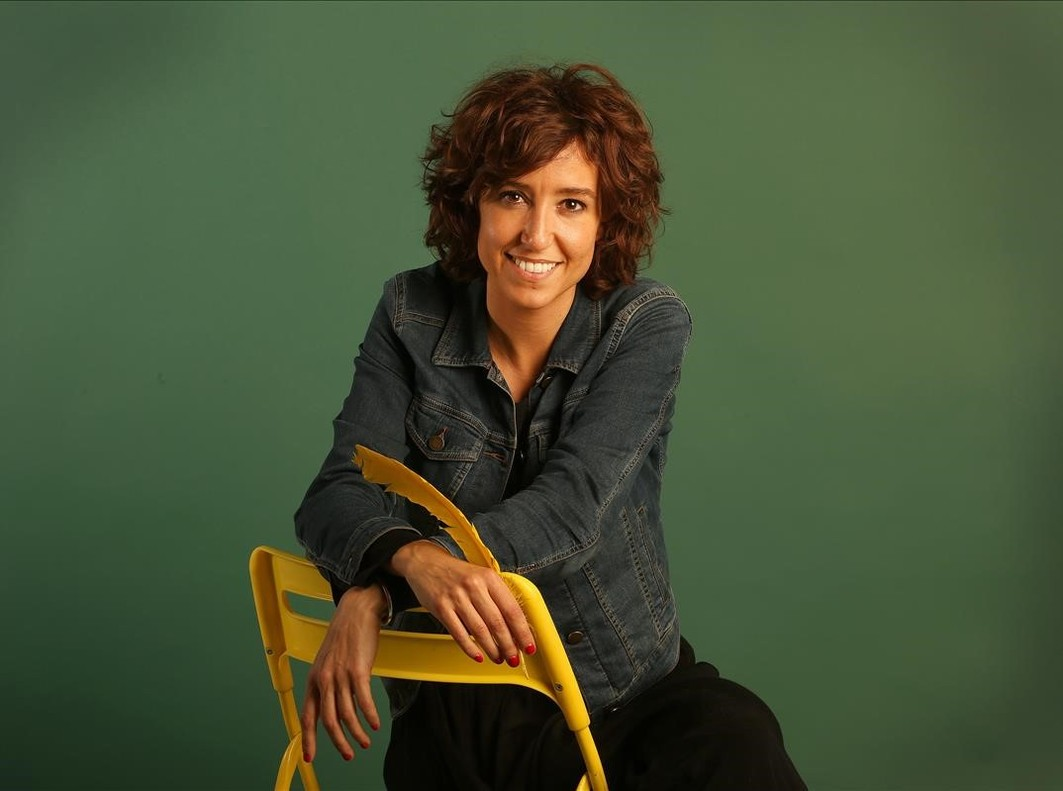 La periodista Agnès Marquès.