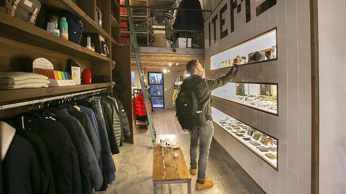 Trait Store, una tienda que ofrece 'outfits' de alma nórdica.