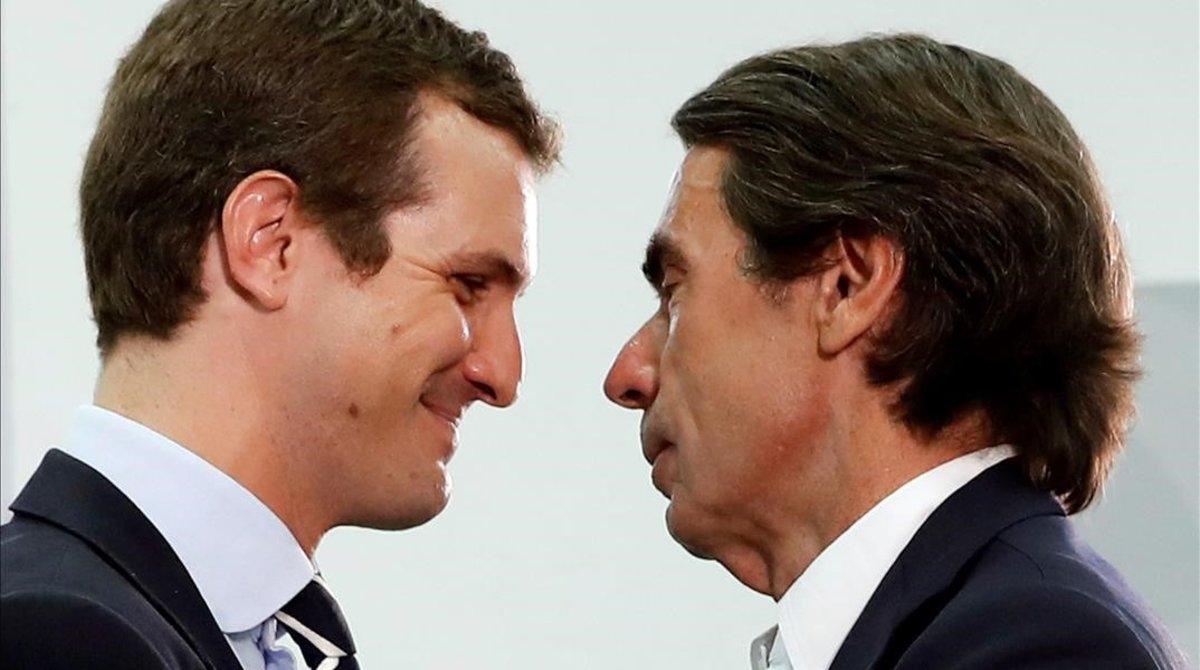 La FAES d'Aznar critica que «un català socialista amenaci de tancar Madrid»