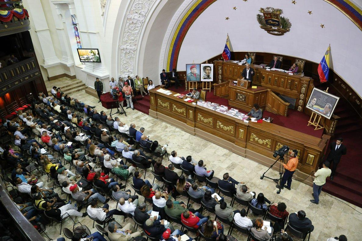 Venezuela vive una gran incertidumbre política desde hace algunos meses.
